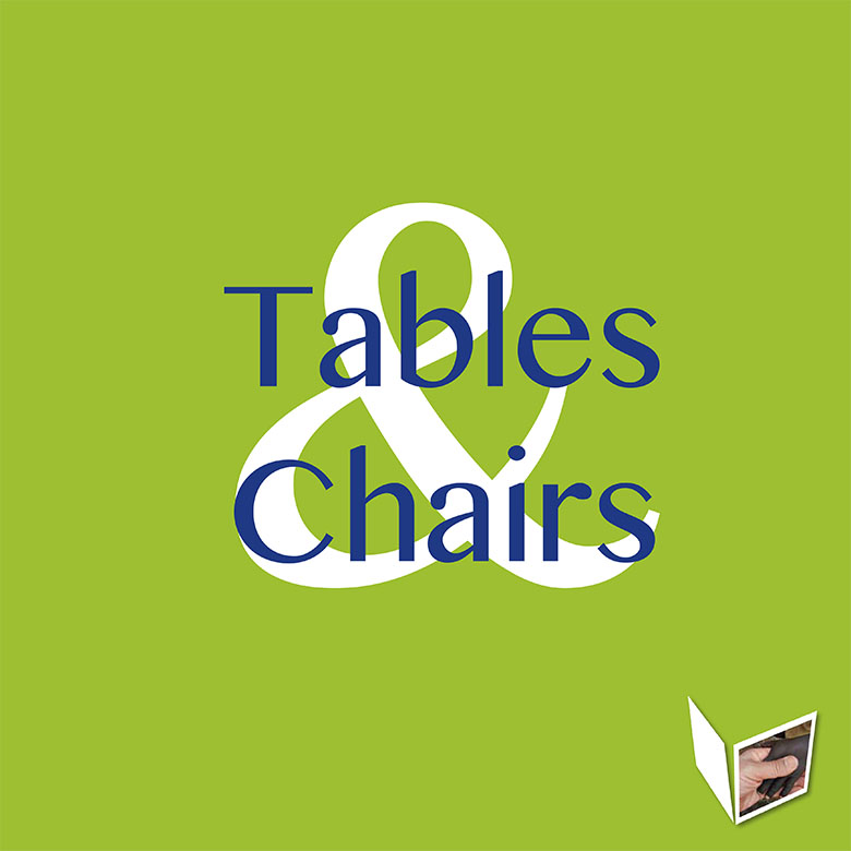 Tables & chairs-1