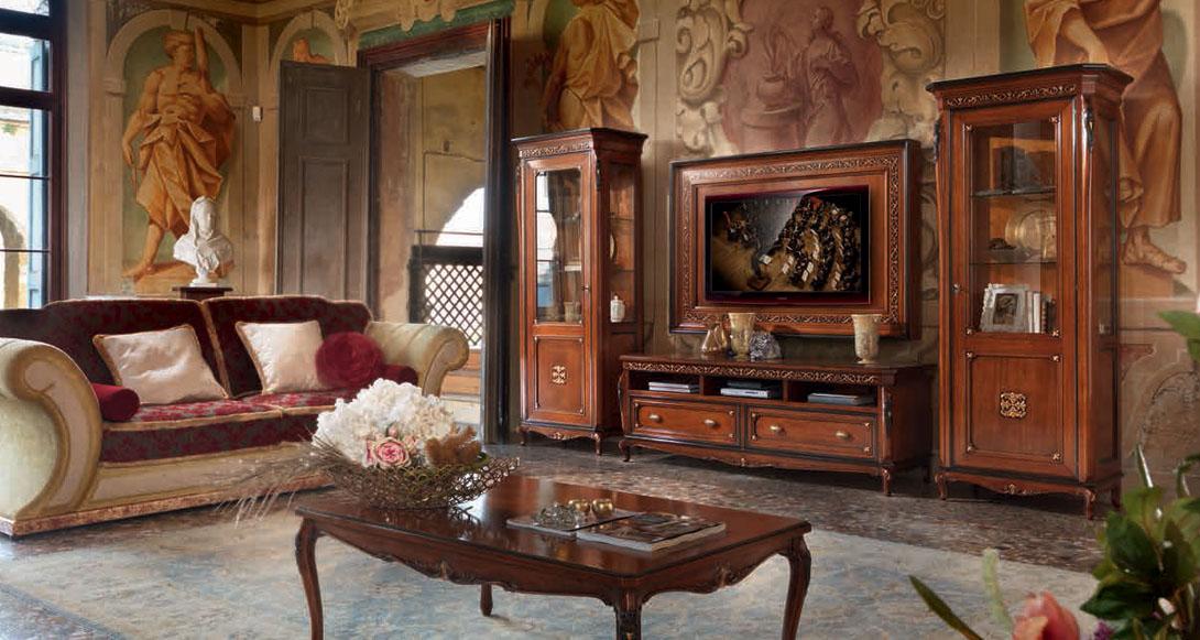 villa fascinato mobili in stile italia